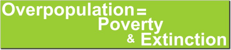 poverty is not caused by overpopulation Overpopulation and poverty topic: population growth and economic development 'poverty is not caused by overpopulation, overpopulation is caused by poverty.